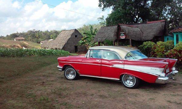 Tour rond Havana in oldtimer