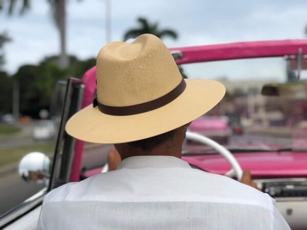 Oldtimer rondrit Havana