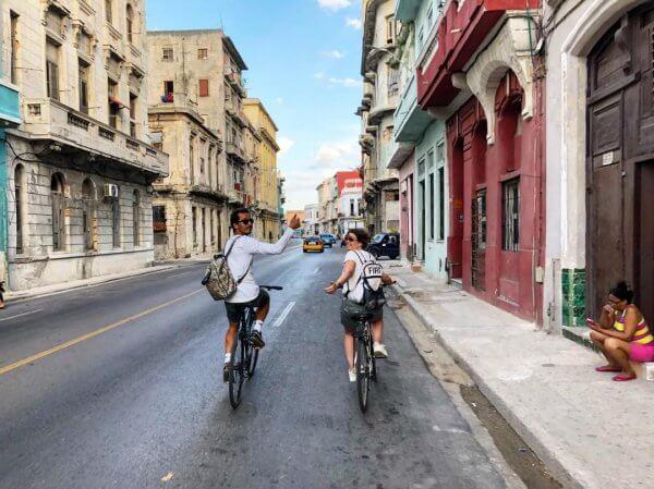 Havana Fietstour met Tom
