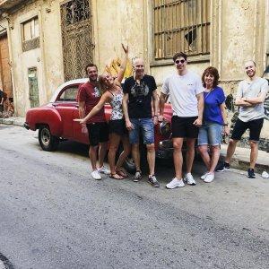 Wandeltour Havana diner